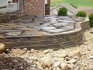 patio design and installation Centennial Colorado
